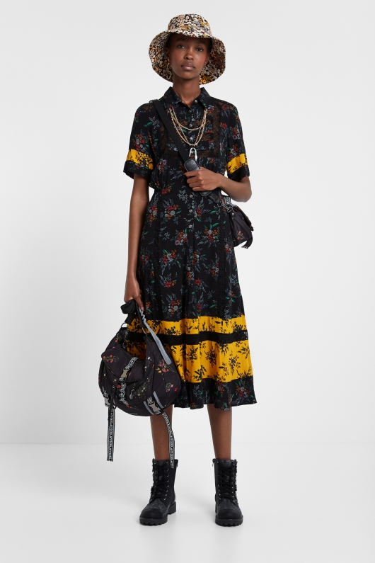 rochie camasa de vara