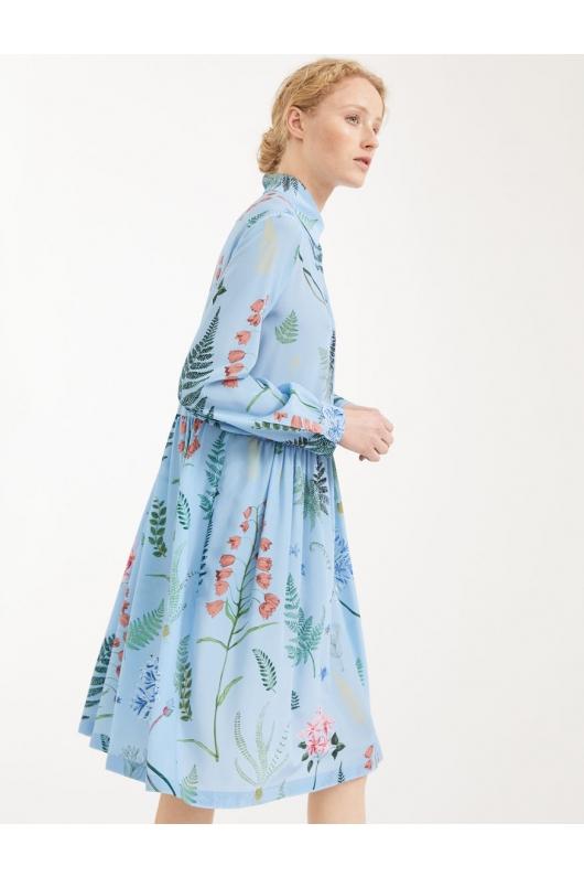 rochie de vara din matase