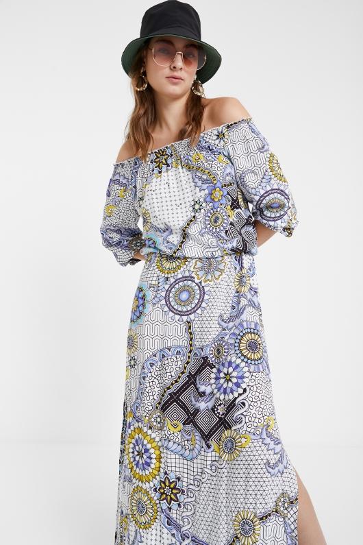 rochii maxi de vara