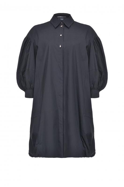 rochie de vara cu maneci bufante