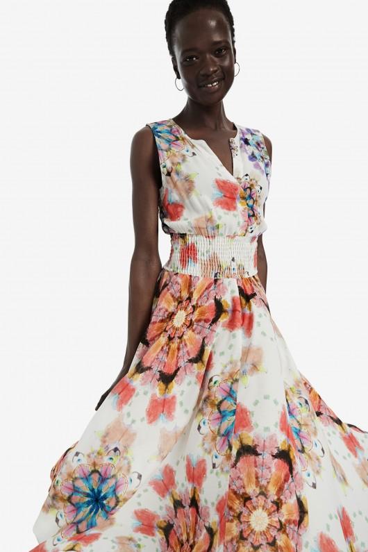 rochie vaporoasa de vara