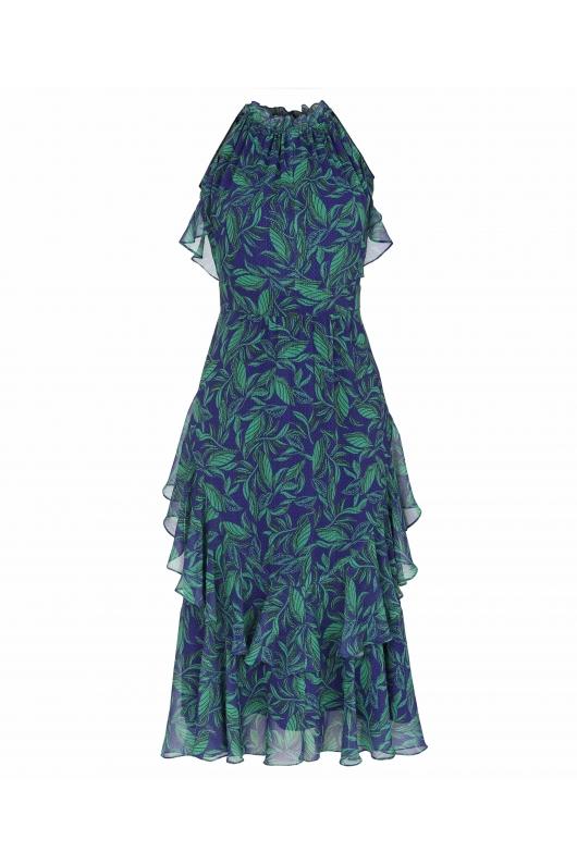 rochie de vară din voal