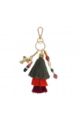 Key Chain  Bright Multicolor U