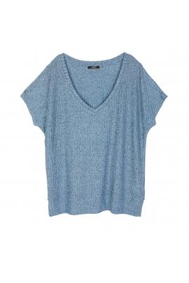 Tricou PERMANENT Albastru