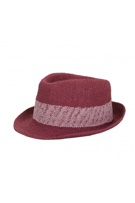 Fedora Hat GENERAL HATS Fuchsia U