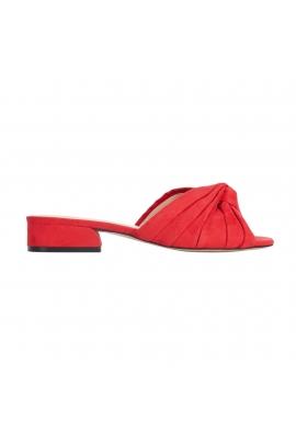 Papuci rosii