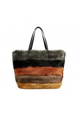 Shopper Bag FURY Negru
