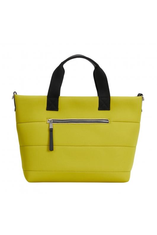 Shopper Geanta Lime
