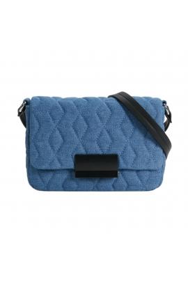 Crossbody Bag INDIGO Blue M