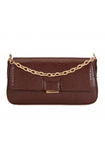 Crossbody Bag LINK II Brown S