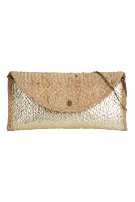 Envelope Bag Beach Bag  Beige M