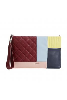 Envelope Bag HIGHWAY Burgundy M
