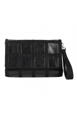 Envelope Bag SQUARE Black M