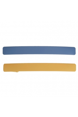 French Clip TERRACOTA Bright Multicolor U