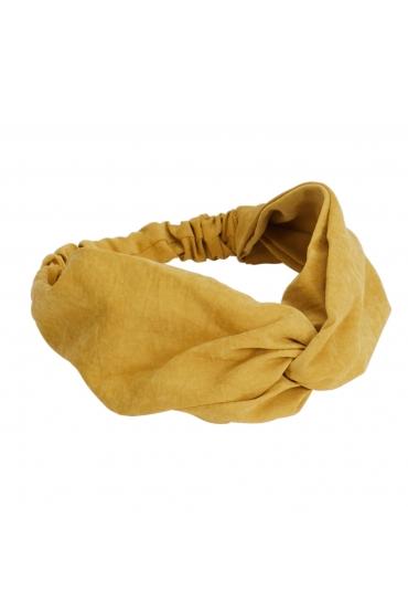 Headband TERRACOTA Mustard U
