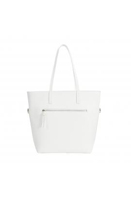 Shopper Bag ANISE 2 White M