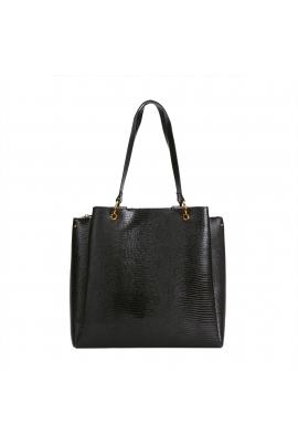 Shopper Bag MARGARET Black L