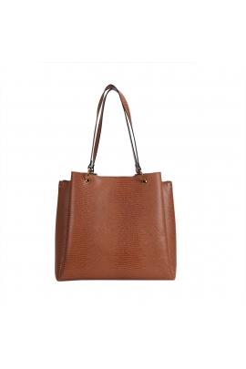 Shopper Bag MARGARET Camel L