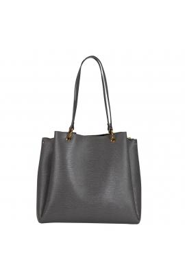 Shopper Bag MARGARET Grey L