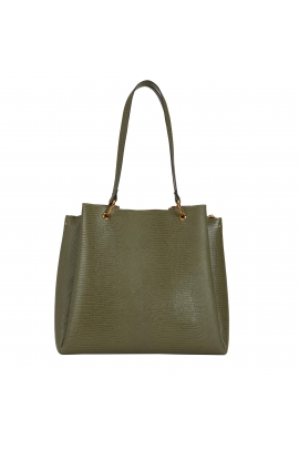 Shopper Bag MARGARET Khaki L