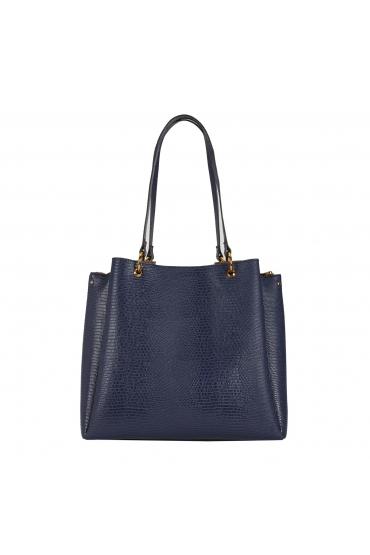 Shopper Bag MARGARET Navy L