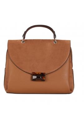 Tote Bag OLIVE 2 Camel M