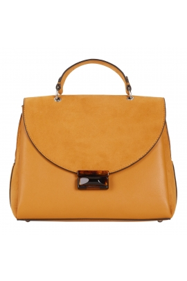 Tote Bag OLIVE 2 Mustard M
