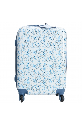 Troler Sunday Travel Blue S