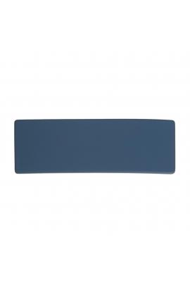French Clip TERRACOTA Blue U