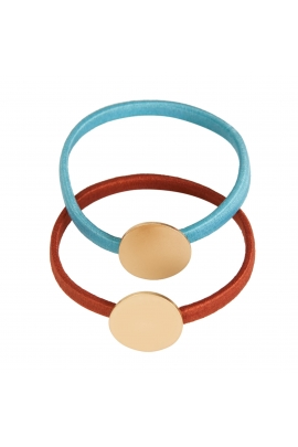 Hair Elastics TERRACOTA Bright Multicolor U