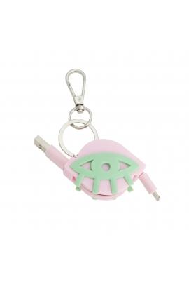 Key Chain FASHION SUPLEMENTS Pastel Pink U