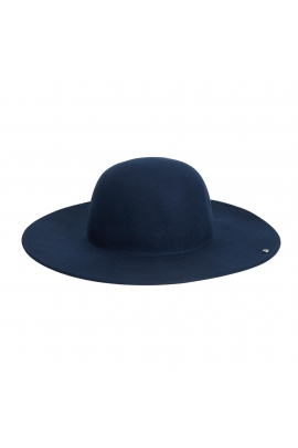 Rounded Crown Hat GENERAL HATS Navy U