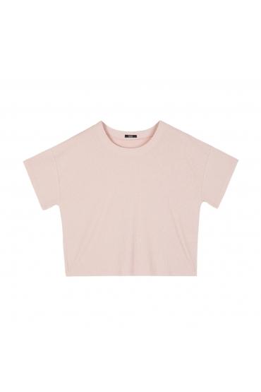 Tricou Basic Roz