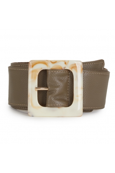 Belt GENERAL BELTS Taupe U