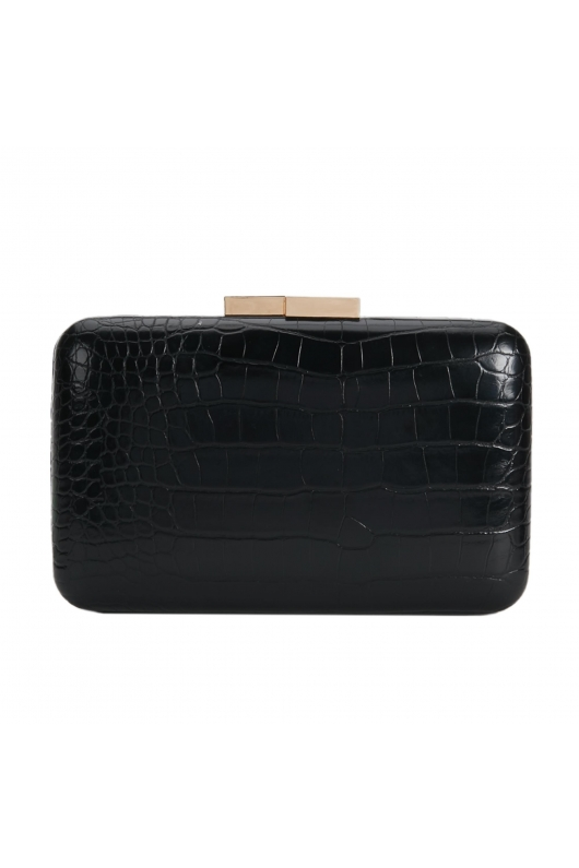 Box Bag DYNASTY Black M