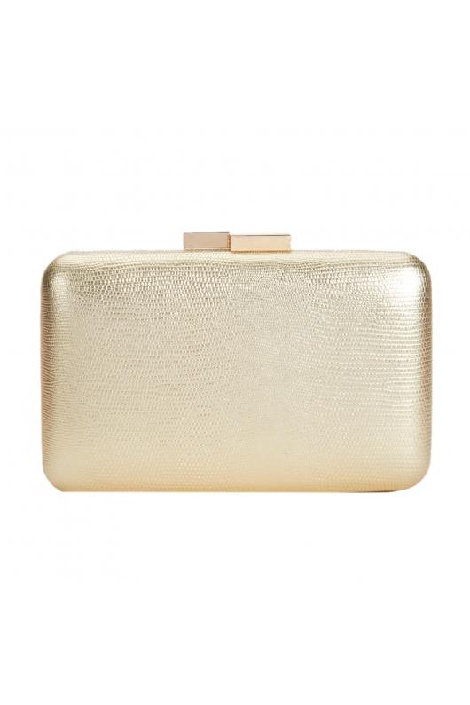 Box Bag DYNASTY Gold M