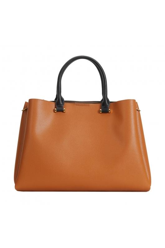 Shopper Bag MERIDA Camel L