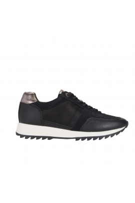 Running Shoes Basic Black