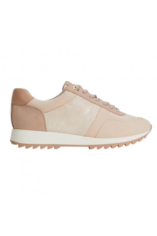 Running Shoes Basic Nude