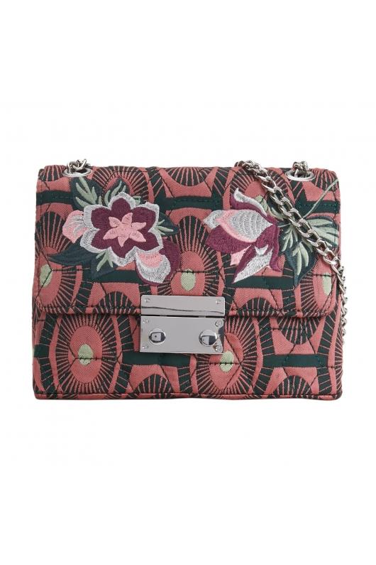 Hand Bag WALLPAPER Pink M