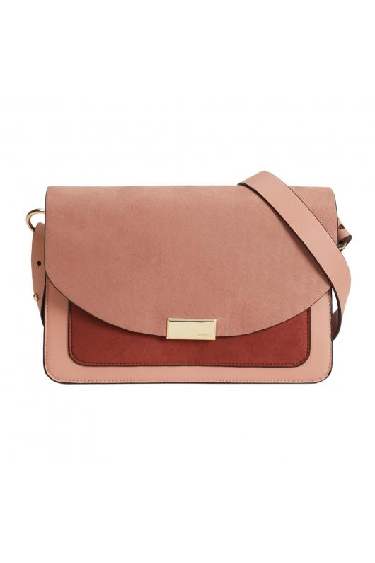 Crossbody Bag REFINED Light Pink M