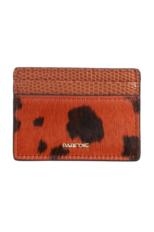 Card Holder Sheriffe Orange M