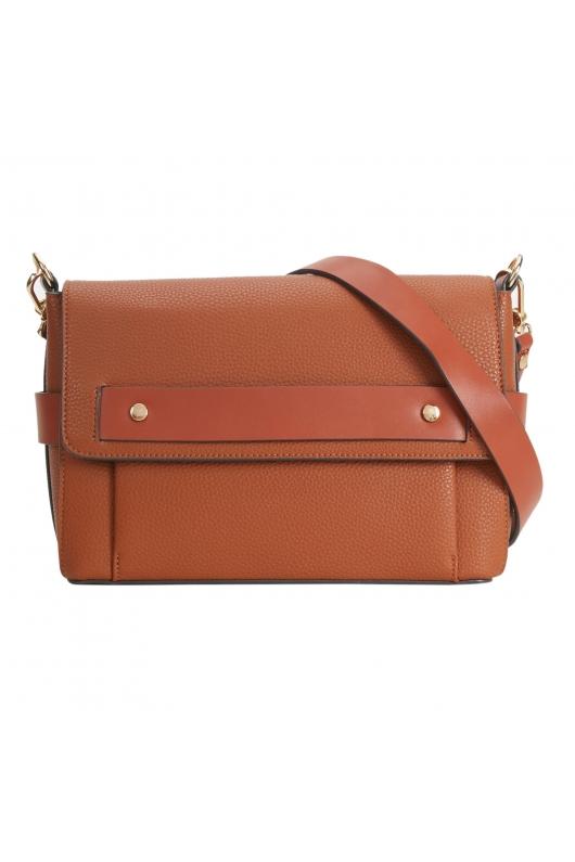 Crossbody Bag SISON Camel M