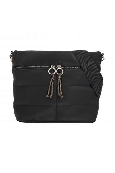 Crossbody Bag PUFFY Black S