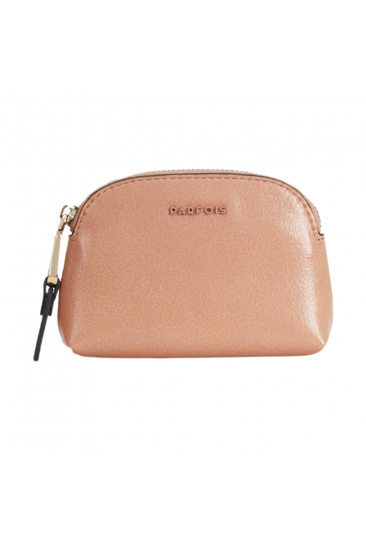 Coin Purse Charol Pastel Pink M