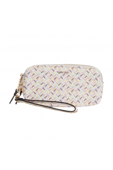Multipurpose Purse Charol Pastel Pink M