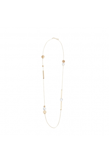 COLIER FANCY PERLAS Gold U
