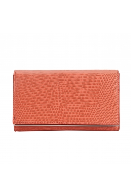 Crossbody Bag WORM Coral M