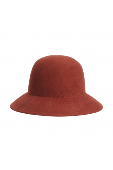 Cloche Hat GENERAL HATS Rust U
