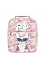 Rucsac FRENCHIE TRAVEL ROZ